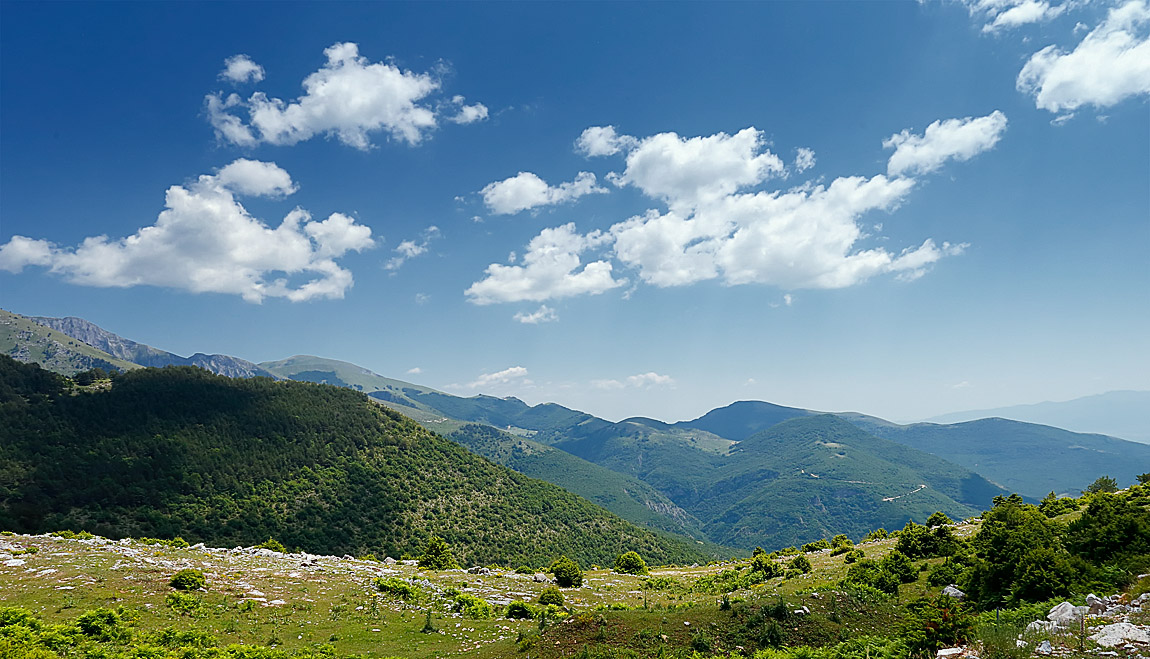 Phalakron Mountain Range Greece_J4X5305